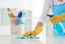Photo of Basic Cleaning Supplies