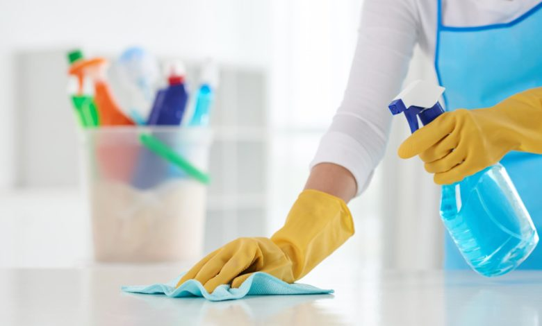Basic Cleaning Supplies
