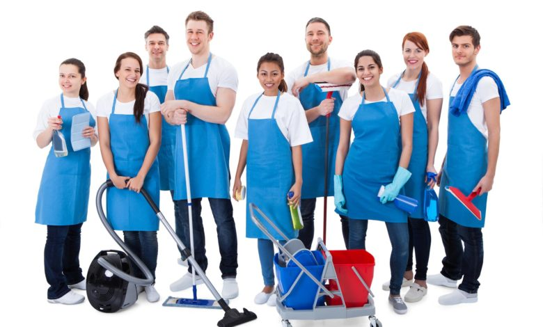 Commercial Cleaning Industry Trends
