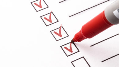 Photo of Office Cleaning Supplies Checklist