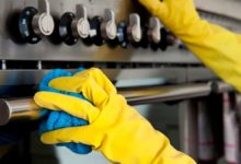 Photo of Oven Cleaning Tips