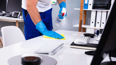 Photo of Office Cleaning Tips and Tricks